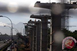 LRT Jakarta belum siap, pemerintah sediakan bus untuk Asian Games