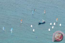 Kapal Layar Thailand tanpa dokumen terdampar di Sabang