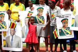 Mnangagwa disumpah jadi Presiden Zimbabwe