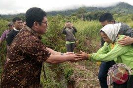 Kementan Tinjau Potensi Pertanian Kabupaten Kapuas Hulu