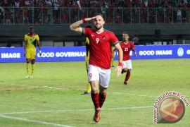 Artikel Asian Games - Ilija Spasojevic solusi timnas?