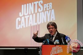 Spanyol batalkan perintah penahanan internasional terhadap Puigdemont