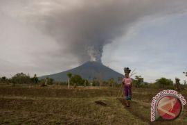 Gubernur Bali: 22 desa terdampak bencana Gunung Agung