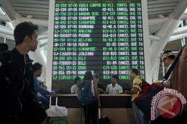 Kedatangan penumpang rute internasional di Bali meningkat