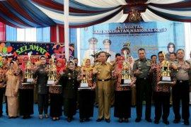 Pemprov Lampung Membantu 1.600 Perawat dan Sertifikasi 85 Puskesmas