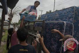 Jokowi imbau masyarakat dekat Gunung Agung mengungsi