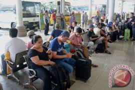 Bandara Juanda bagi-bagi ribuan takjil untuk penumpang