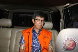 KPK perpanjang penahanan Anang Sugiana tersangka KTP-e