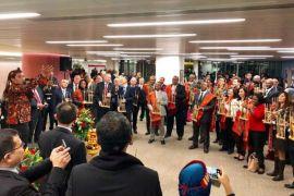 Indonesia lancarkan diplomasi ulos dan angklung di  IMO