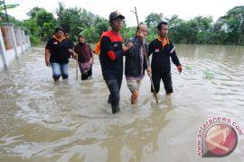 Belasan desa di Kabupaten Grobogan dilanda banjir