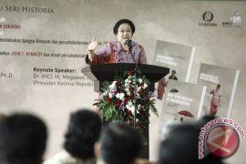 Megawati Soekarnoputri ingatkan semangat gotong-royong
