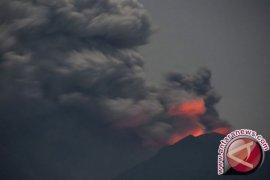 PVMBG Deteksi Potensi erupsi Susulan Gunung Agung