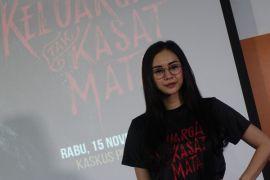 Aura Kasih sempat enggan main di Keluarga Tak Kasat Mata (Video)