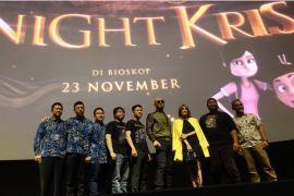 Animasi Knight Kris hadirkan Deddy Corbuzier hingga Kaesang