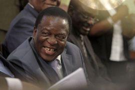 Suara rakyat suara Tuhan, kata calon presiden Zimbabwe
