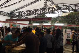Berburu makanan di Jakarta Culinary Feastival 2017