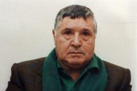 Riina, pembunuh massal Italia meninggal di penjara