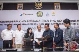 Perjanjian Jual Beli Dan Transportasi Gas