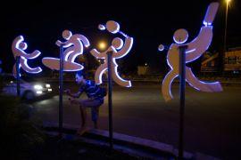 Ribuan pegawai BUMN ikut parade Asian Games 2018