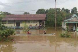 Banjir Kapuas Hulu meluas