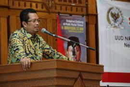 Wakil Ketua MPR sosialisasi empat pilar soroti krisis keteladanan