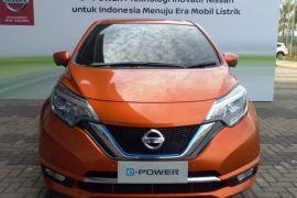 Mencoba sensasi nyetir satu pedal Nissan Note e-Power
