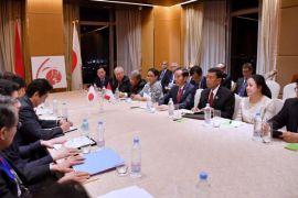 Menko PMK dampingi Presiden pada pertemuan bilateral dengan Jepang