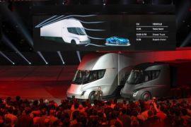 Uber hentikan pengembangan truk swakemudi