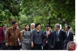 Kunjungan Wakil PM Tiongkok