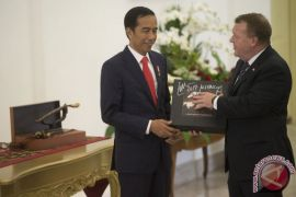 Kunjungan Perdana Menteri Denmark