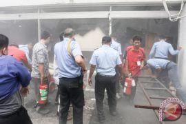 Kebakaran Ruangan Gedung DPR