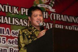 Dosen se-Surakarta ikuti ToT Empat Pilar MPR