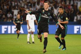 Bale menangkan Madrid atas Al Jazira