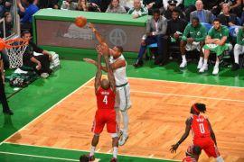 Lunasi ketertinggalan 26 poin, Celtics atasi Rockets