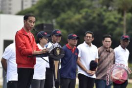 Presiden: Piala AFF u-16 kado jelang kemerdekaan