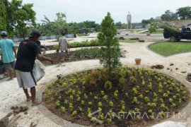 RTH di Sampang baru Delapan Persen