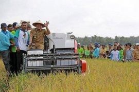 "Provinsi Lampung Memasuki Era ""Mekanisasi Pertanian"""