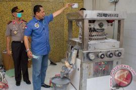 BNN telusuri keterlibatan oknum dalam produksi PCC di sejumlah daerah