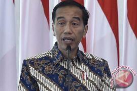 Presiden tinjau pembangunan infrastruktur di Sukabumi