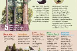 Menyejahterakan Masyarakat di Sekitar Hutan
