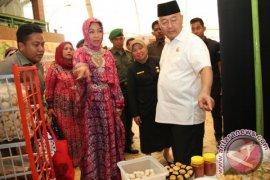 Wali Kota Apresiasi Bazar UKM