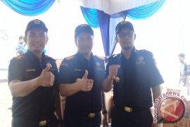 KPPBC Sumbagtim Sita 7.000.000 Batang Rokok Ilegal