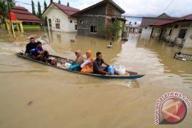 Banjir kembali landa sejumlah desa di Aceh Utara