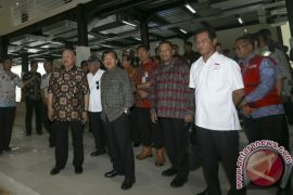 Wapres Kalla lihat venue Asian Games di Palembang