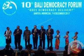 Wapres Buka Bali Democracy Forum di Banten