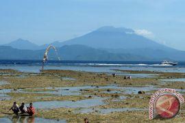 Perekonomian Bali melemah akibat letusan Gunung Agung
