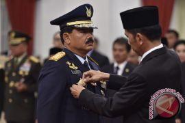 Presiden lantik Hadi Tjahjanto sebagai Panglima TNI
