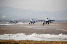 Korea Selatan akan latihan militer gabungan dengan AS sebelum april