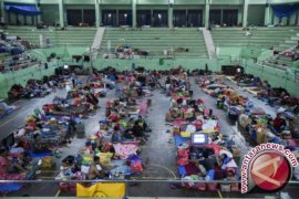 Gunung Agung Meletus, 10.950 Orang Mengungsi di Klungkung