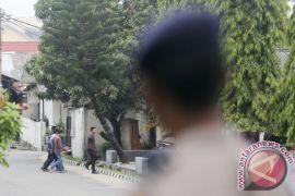 Densus 88 geledah rumah terduga teroris di Banyumas